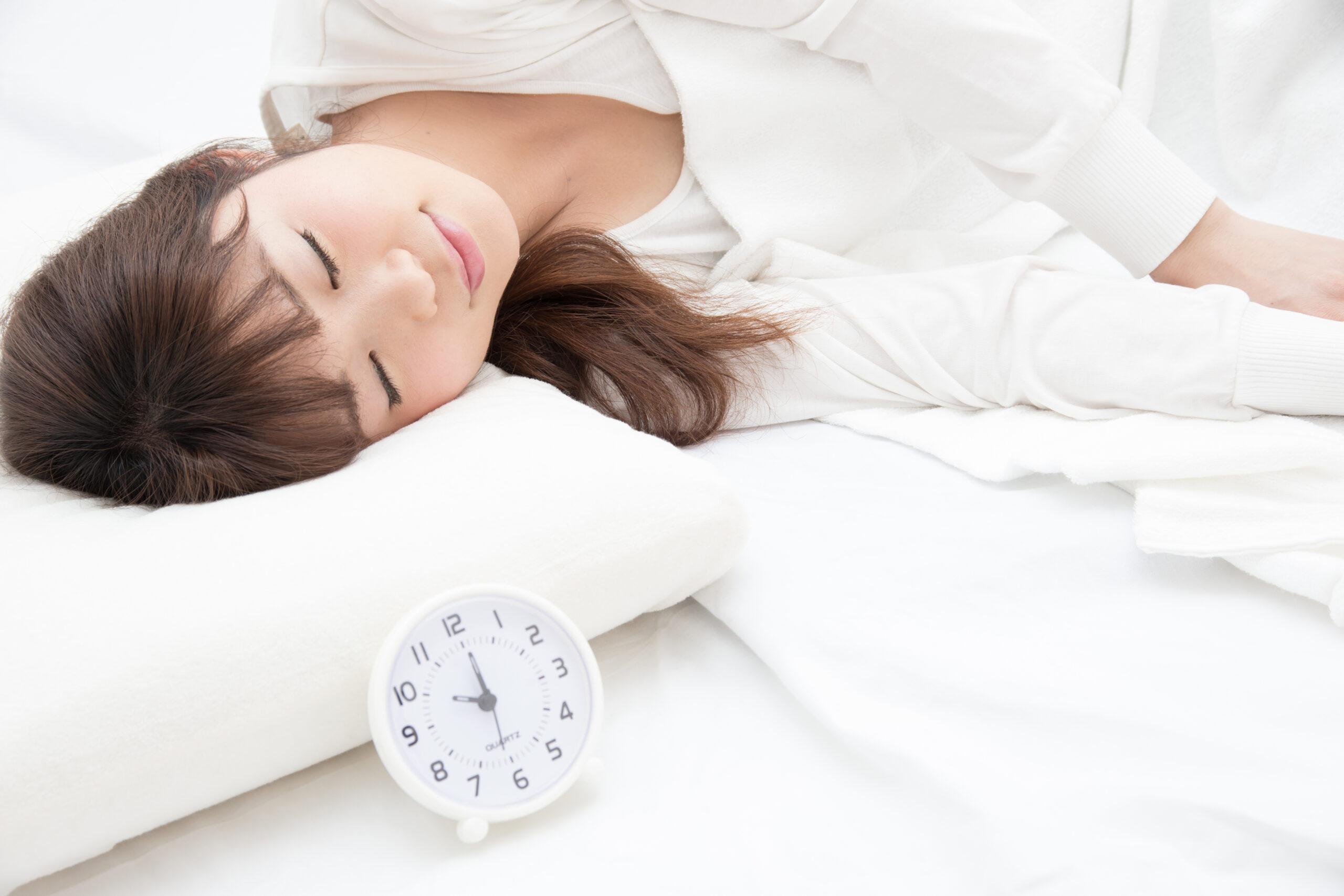 その眠気、脳梗塞の前兆かもしれません!